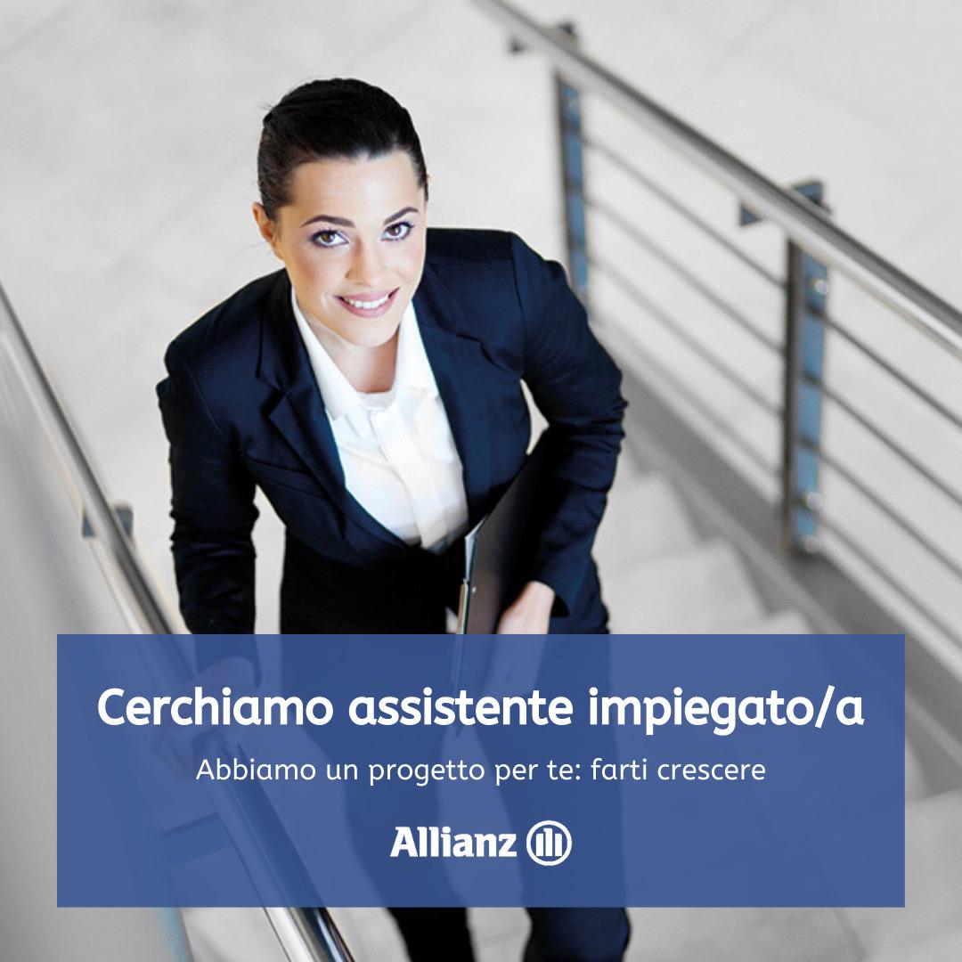 Annuncio di lavoro per Allianz in zona Franciacorta e Lago di Iseo